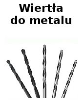 Wiertła do metalu