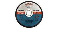 Felman PRO Metal Cutting Disc 125 x 1.0